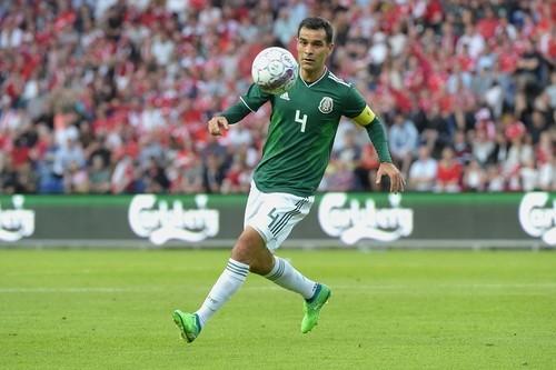 Рафаэль Маркес стал первым капитаном, который сыграл на 5-ти ЧМ