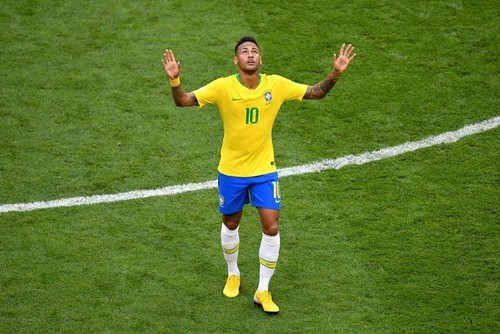 Неймар голы за бразилию