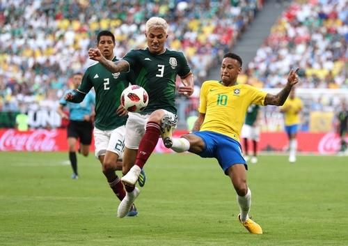 НЕЙМАР: «Я не сдаюсь. Я же из Бразилии»