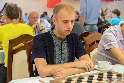 CAS анулював дискваліфікацію українського шашкіста Анікєєва