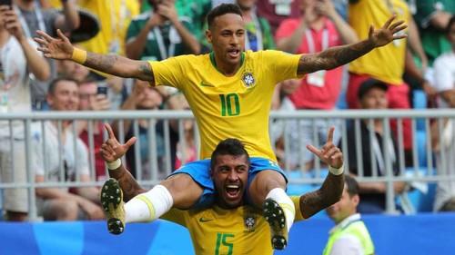 ЧМ-2018. Бразилия больше всех бьет в створ ворот соперников
