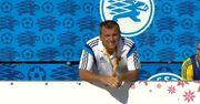 Наставник збірної України оголосив склад на другий етап Євроліги