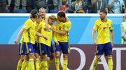 ЧМ-2018. Швеция минимально обыграла Швейцарию и прошла в четвертьфинал
