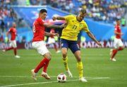 Швеция и Швейцария провели матч с наименьшим количеством единоборств