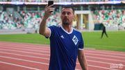ФОТО ДНЯ. Милевский прокатился в минском метро и передал привет Алиеву