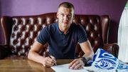 ХОБЛЕНКО: «Приехал в Динамо-Брест показывать свой уровень мастерства»