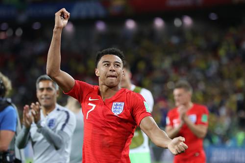 Лингард о выходе Англии в четветьфинал ЧМ-2018: «Мам, я не еду домой»