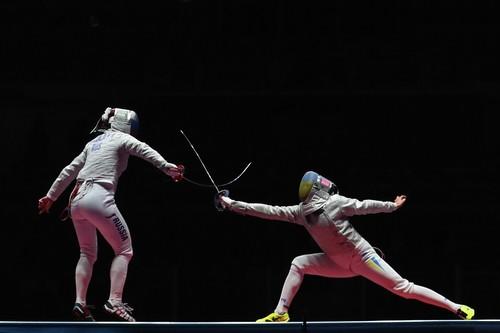 Украина назвала состав на чемпионат мира по фехтованию