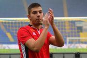 Даниил КАНЕВЦЕВ: «Вливаюсь в Ворсклу, как полноценный член команды»