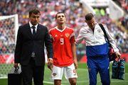 Дзагоев может сыграть в четвертьфинале с Хорватией
