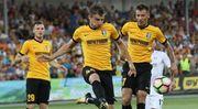 Александрия уступила Левски в товарищеском матче