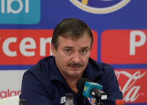 Рамирес покинул пост главного тренера сборной Коста-Рики