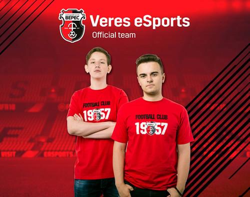 Верес создает киберфутбольную команду