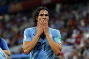 Уругвай – Франция. Кавани остался в запасе