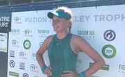 Ястремская вышла в полуфинал турнира в Риме