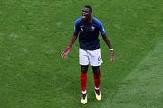 Поль ПОГБА: «Франция счастлива касательно выхода в полуфинал ЧМ-2018»