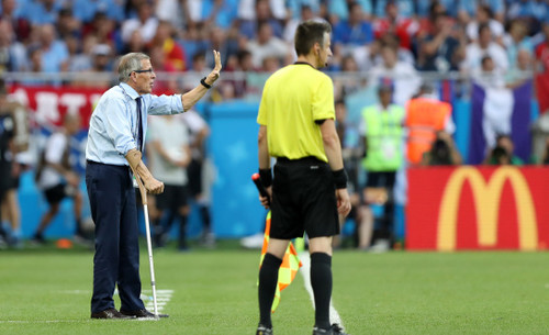 Табарес вряд ли останется работать со сборной Уругвая
