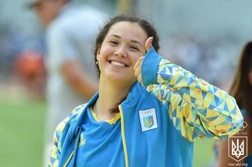 Валерия Иваненко - чемпионка Европы U18 по легкой атлетике