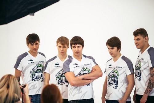 Team Spirit не будет делать изменений в составе