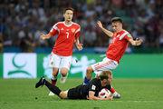 Россия – Хорватия. Видео голов и обзор матча