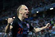 Хорватия в полуфинале ЧМ-2018 сыграет с Англией