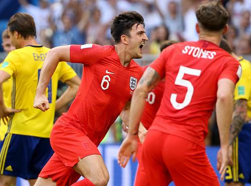 Сборная Англии уверенно обыграла Швецию на пути в полуфинал