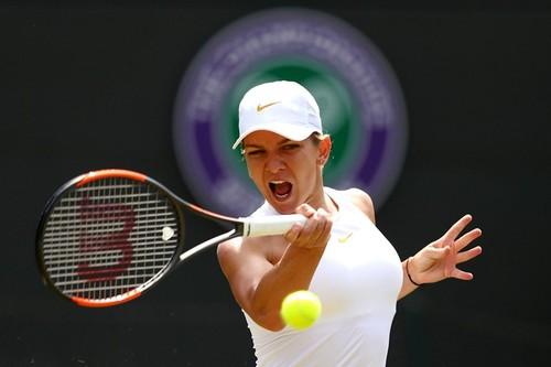 Симона Халеп уступила 48-й ракетке мира в третьем круге Уимблдона