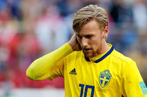 ФОРСБЕРГ: «Сборная Швеции превзошла многие большие команды на ЧМ-2018»