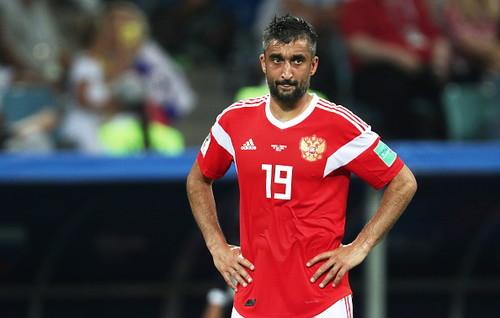 САМЕДОВ: «Идеально завершить карьеру в сборной России именно сейчас»