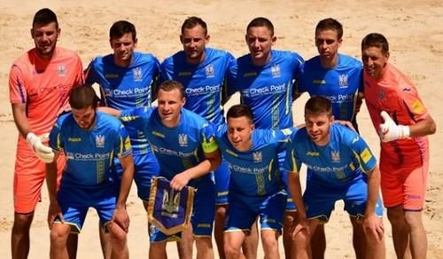 Збірна України з пляжного футболу обіграла Туреччину