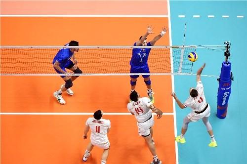 Франция проиграла России в финале мужской Лиги Наций