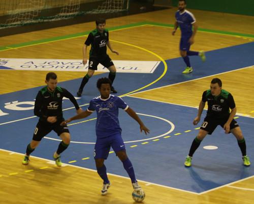 Кубок УЕФА: Продэксим выдал камбек и добыл волевую победу над Столицей