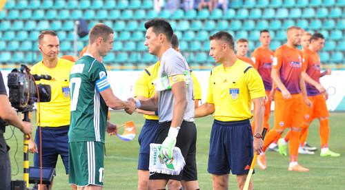 Мариуполь — Ворскла — 0:1. Видеообзор матча