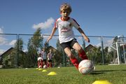 Milan Junior Camp Ukraine: без мобильных, но с тренерами Милана