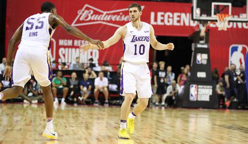 Джош ХАРТ: «У Михайлюка все будет хорошо в НБА»