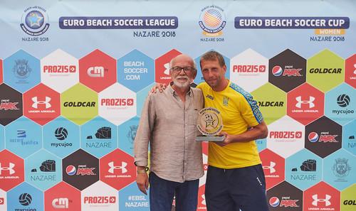 Виталий Сидоренко - лучший вратарь этапа Евролиги