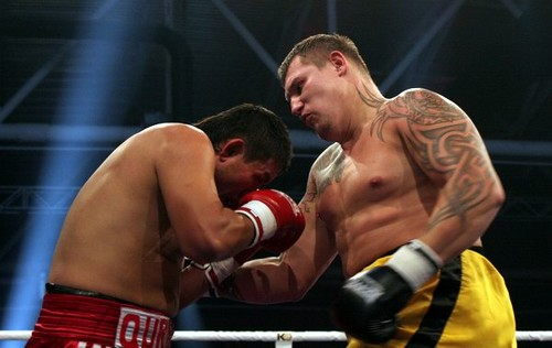 Андрей Руденко начал подготовку к возвращению в ринг