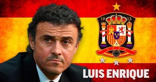 ОФИЦИАЛЬНО: Луис Энрике — новый тренер сборной Испании