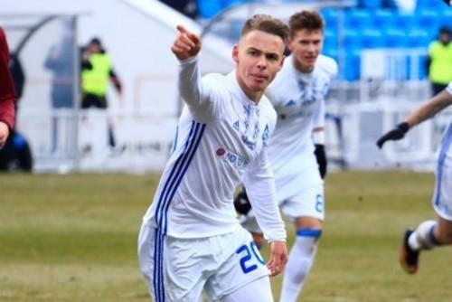 Динамо Киев — Ботошани. Видео гола Леднева