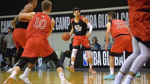 Иссуф Санон провел второй матч в Летней лиге НБА