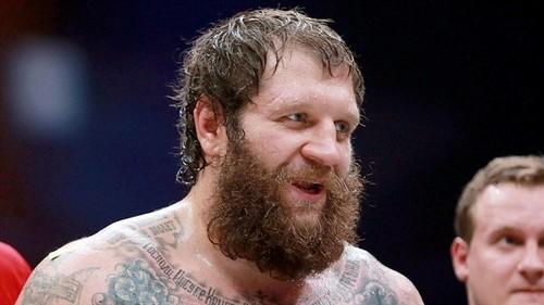 Александр Емельяненко может перейти в UFC