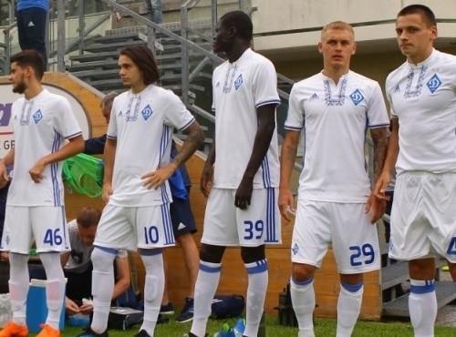 Динамо - Виктория Плзень - 2:0. Текстовая трансляция матча