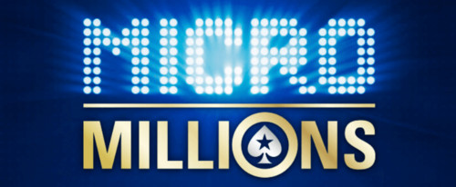 PokerStars анонсировали турнирную серию MicroMillions