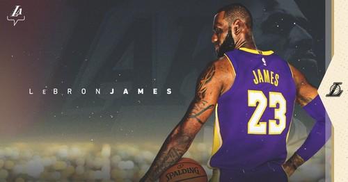 Sports Illustrated посвятил обложку Джеймсу