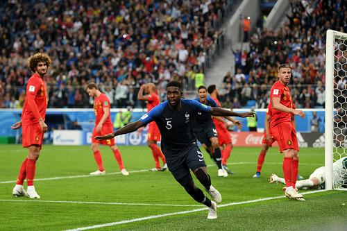 Почему Бельгия проиграла полуфинал Мундиаля