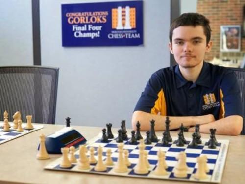 Український шахіст Нижник виграв турнір в Філадельфії