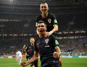 Хорватия — Англия. Видео гола Манджукича