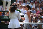 Серена Уильямс в десятый раз сыграет в финале Уимблдона