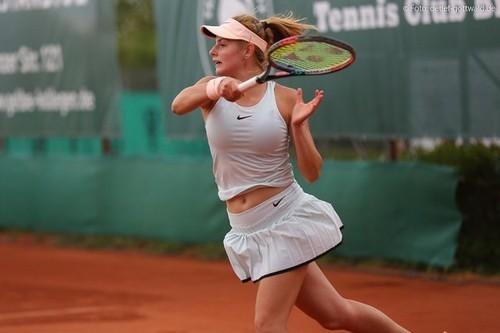 ITF. Катарина Завацкая