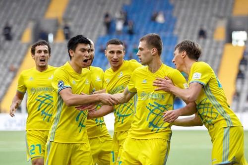 Лига чемпионов. Астана стартовала с победы в 1-м раунде квалификации